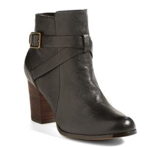 Cole Haan Cassidy Wrap Around Strap Boot Size 8